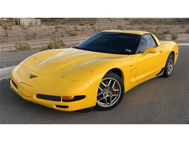 2004 Chevrolet Corvette Z06 | 950040