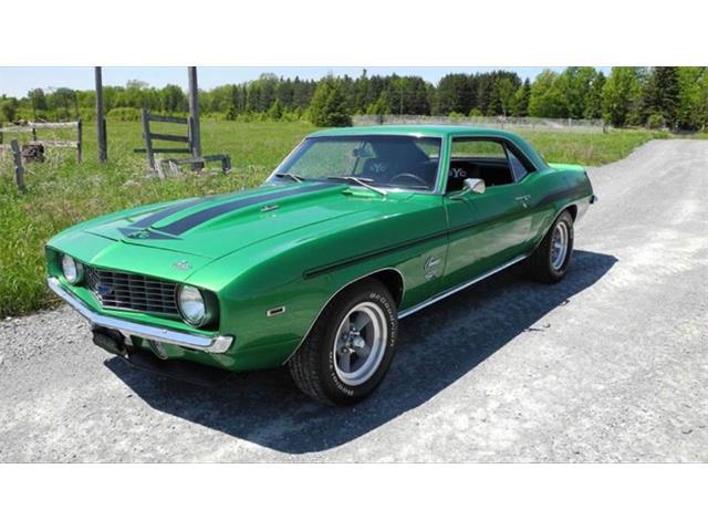 1969 Chevrolet Camaro | 950400