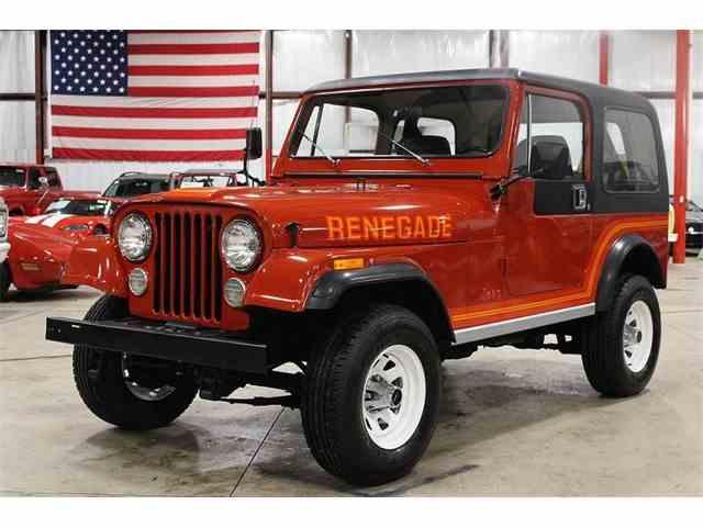 1985 Jeep CJ7 | 950402