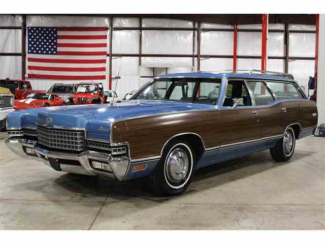 1972 Mercury Colony Park Wagon | 950406