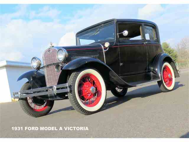 1931 Ford Model A | 950410