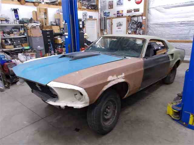 1969 Ford Mustang | 950411