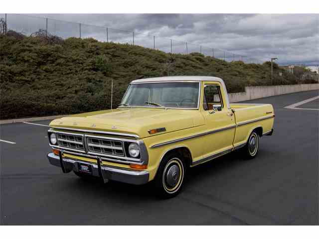1971 Ford F100 | 950416