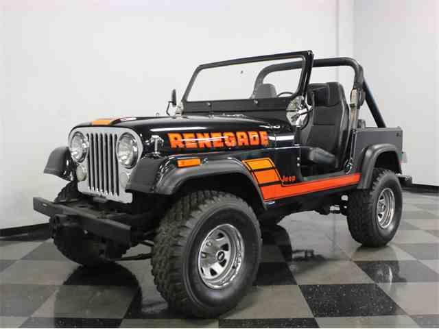 1984 Jeep CJ7 | 950426