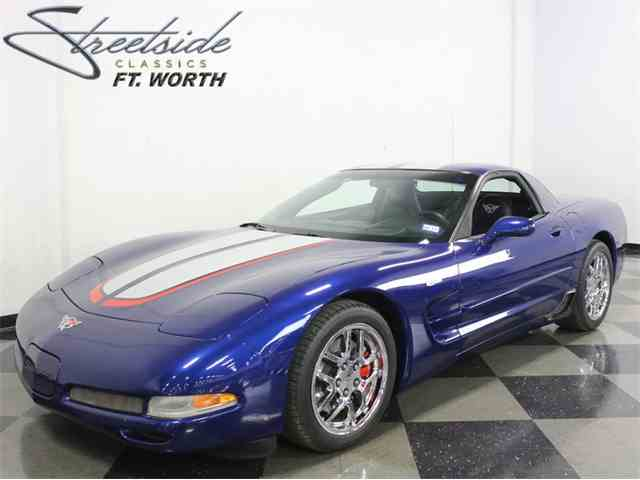 2004 Chevrolet Corvette Commemorative Edition | 950428