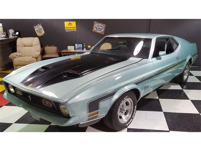 1972 Ford Mustang Mach 1 | 950043