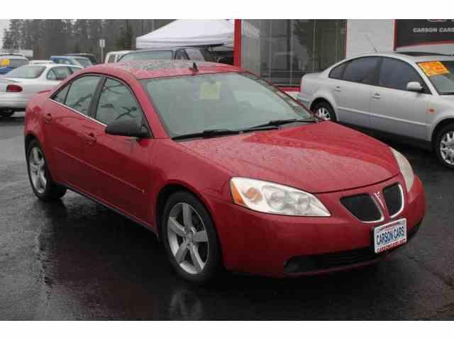 2007 Pontiac G6 | 950435