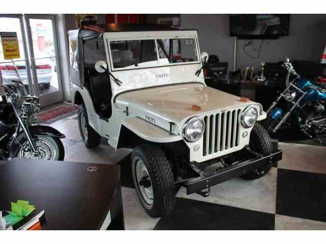 1948 Willys CJ 2A Universal | 950438