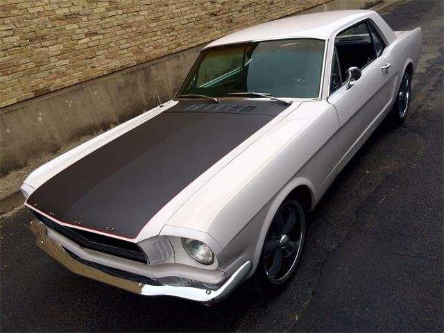 1966 Ford Mustang | 950448