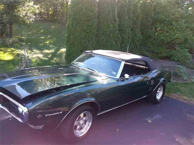 1968 Pontiac Firebird | 950451