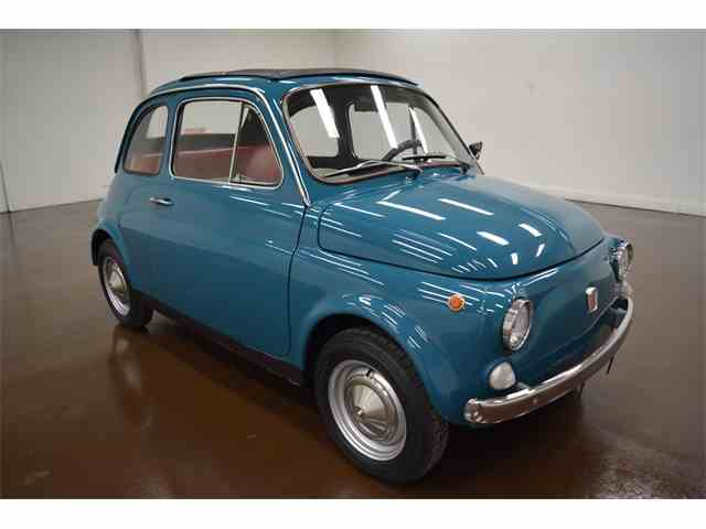 classic fiat 500 for sale on 6 available. Black Bedroom Furniture Sets. Home Design Ideas