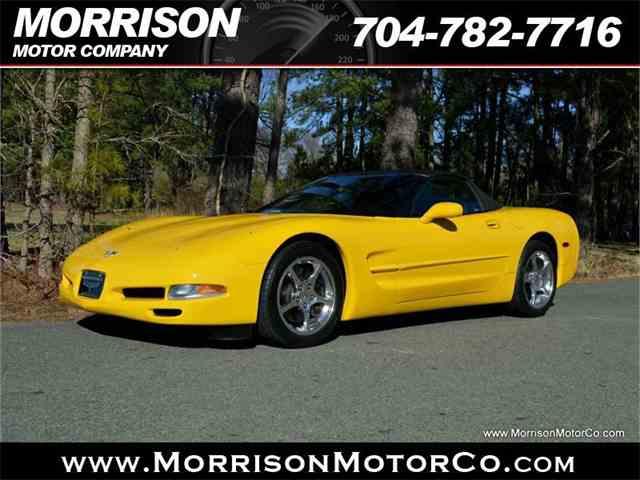 2003 Chevrolet Corvette | 954559