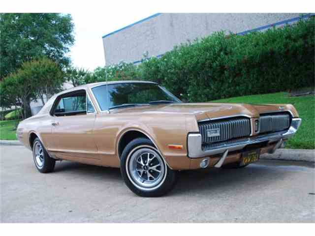 1967 Mercury Cougar XR7 Two Door Hardtop | 954580