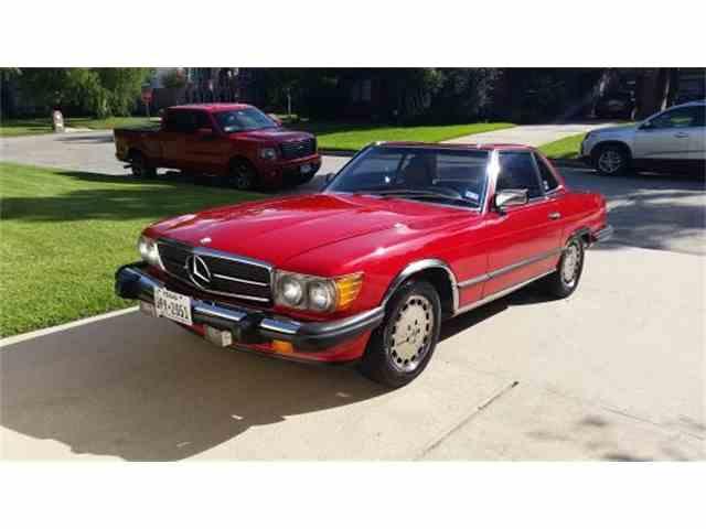 1987 Mercedes Benz SL 560 Convertible | 954584