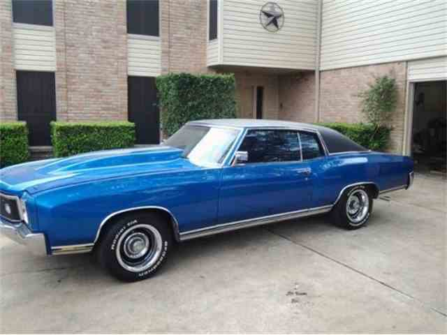 1970 Chevrolet Monte Carlo Two Door Hardtop | 954588