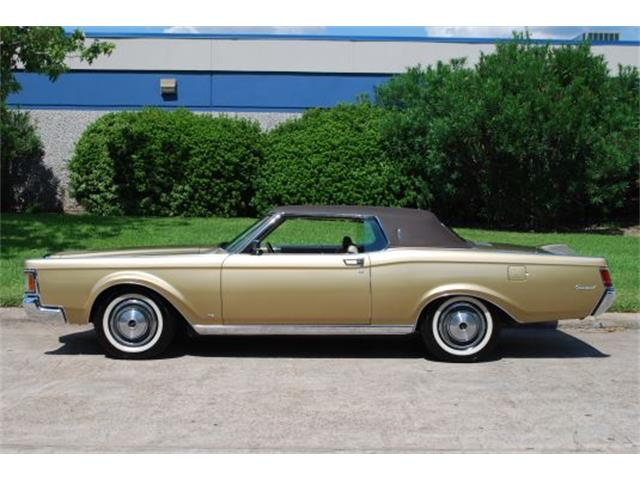 1970 Lincoln Continental Mark III Two Door Hardtop | 954596