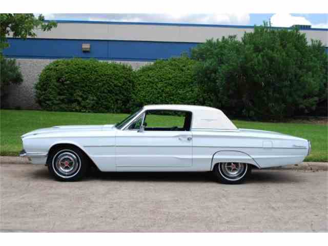 1966 Ford Thunderbird Two Door Hardtop | 954604