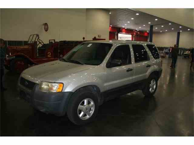 2002 Ford Escape XLS SUV 4 Door | 954608