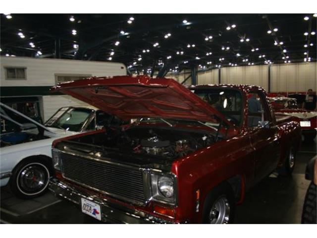 1974 Chevrolet C/K 10   954613