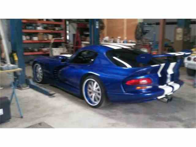 1996 Dodge Viper GTS 2 Door Coupe | 954616