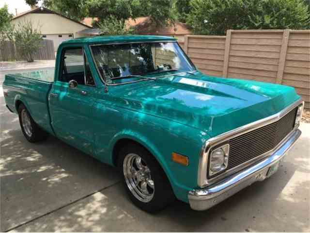 1972 Chevrolet C-Series Custom Pickup | 954617