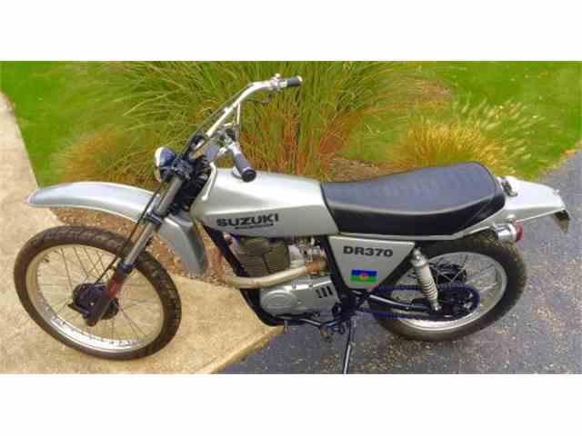 1978 Suzuki 370 Dual Purpose Sport Motorcycle | 954618