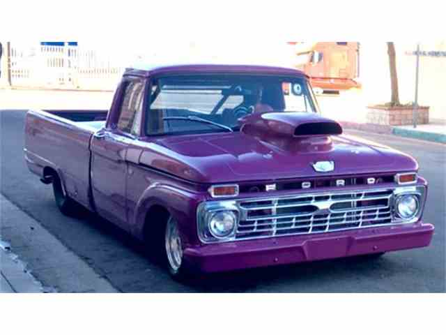 1966 Ford F200 Custom Pickup | 954620