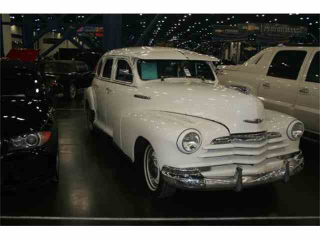 1947 Chevrolet Fleetmaster 4 door | 954626