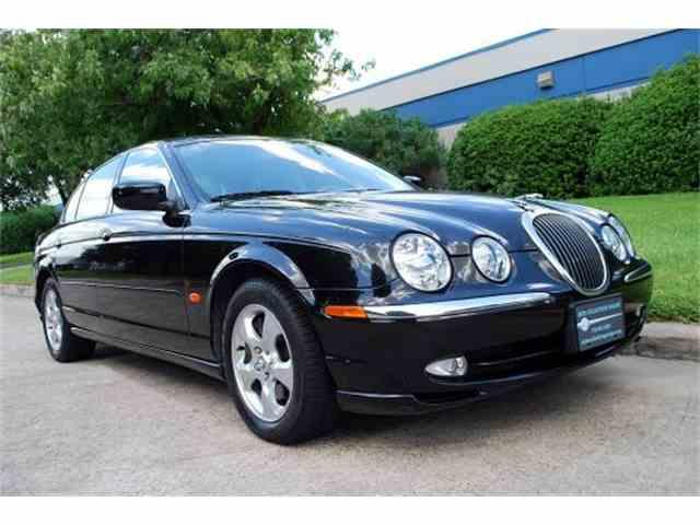 2000 Jaguar S-Type   954631