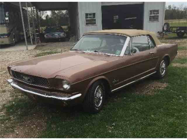 1966 Ford Mustang | 954635