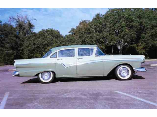 1957 Ford Custom 300 Four Door | 954643