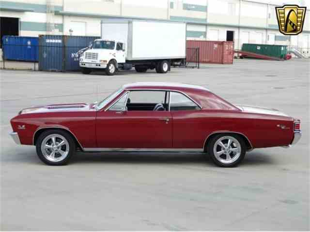 1967 Chevrolet Chevelle SS Two Door Hardtop | 954645