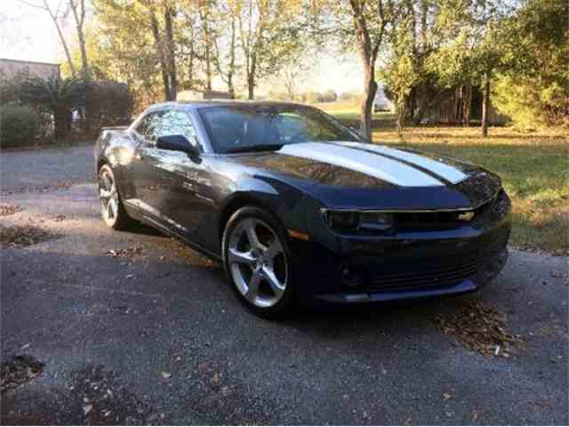 2014 Chevrolet Camaro RS | 954651