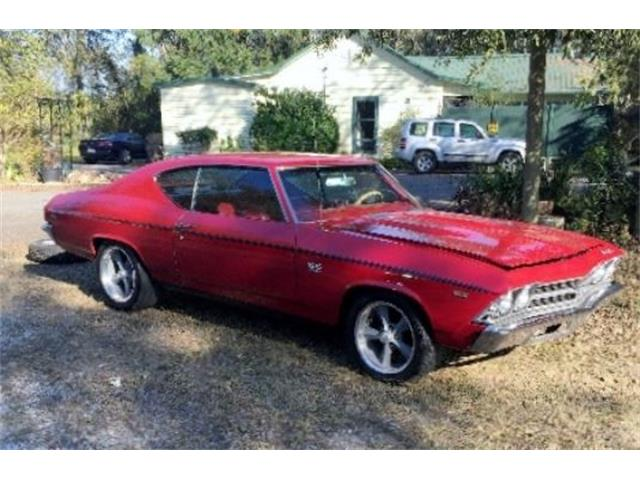1969 Chevrolet Chevelle SS Two Door Hardtop | 954653