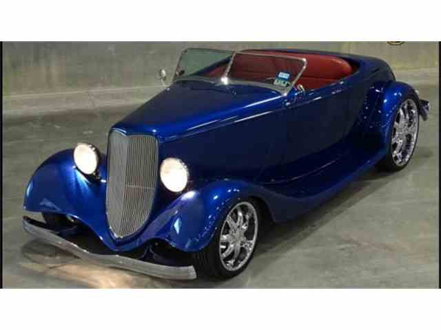 1933 Ford Outlaw ASV Hot Rod Roadster | 954655