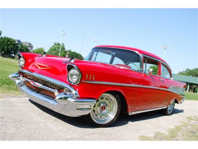 1957 Chevrolet Bel Air Two Door Hardtop | 954659
