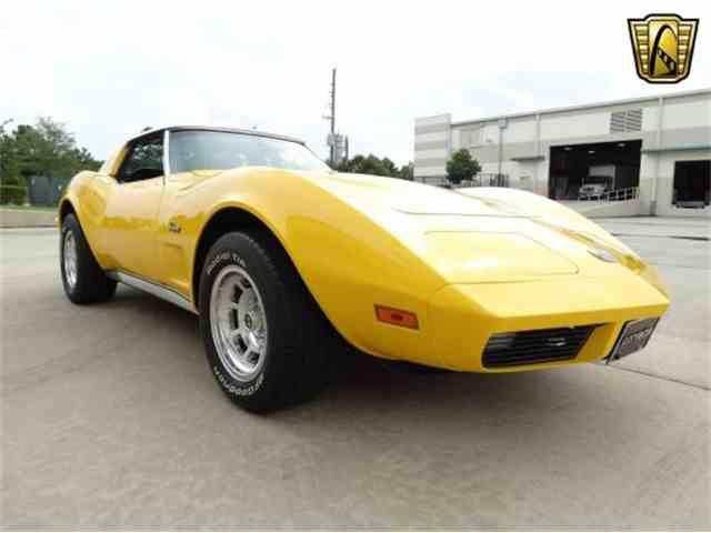 1973 Chevrolet Corvette | 954660