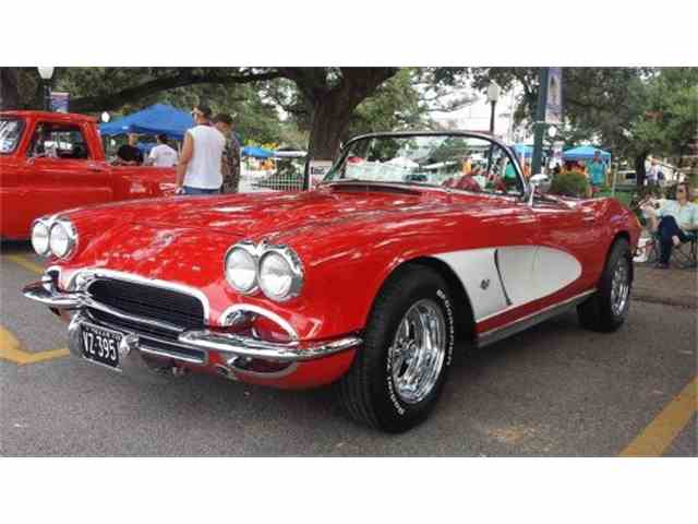 1962 Chevrolet Corvette C1 Roadster   954664