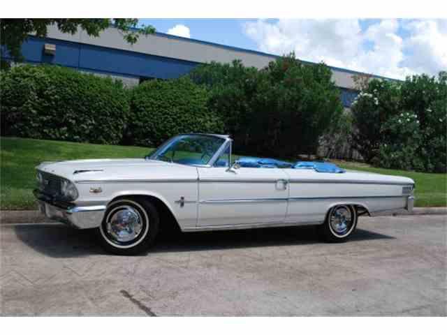 1963 Ford Galaxie XL R Code Convertible | 954667
