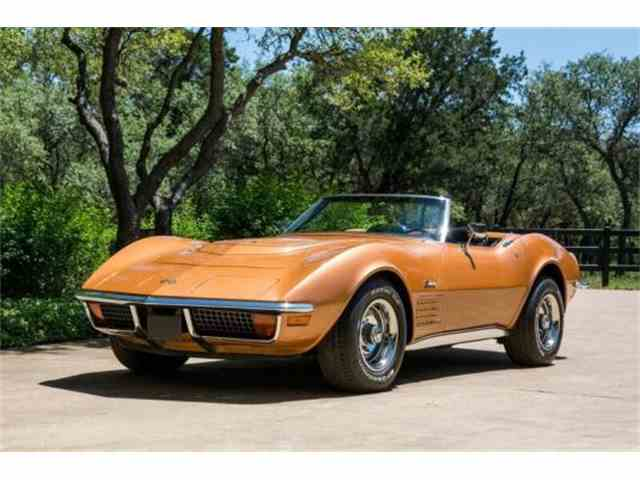 1972 Chevrolet Corvette LT1 Convertible | 954669