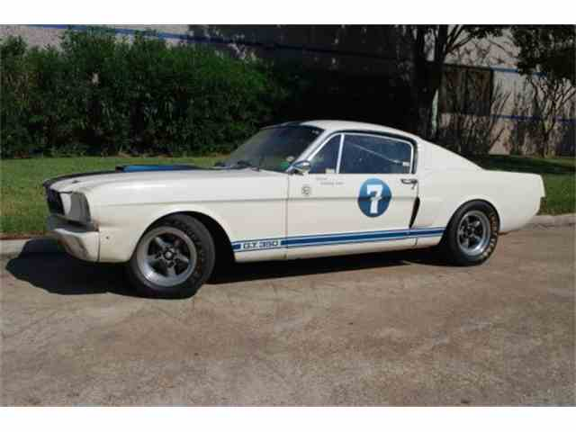 1965 Ford MOSS Mustang Shelby GT350 Fastback Race Car | 954670