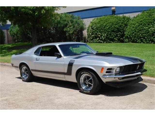 1970 Ford Mustang Boss 302 Sportsroof Tribute | 954676