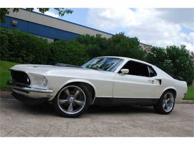 1969 Ford Mustang | 954677