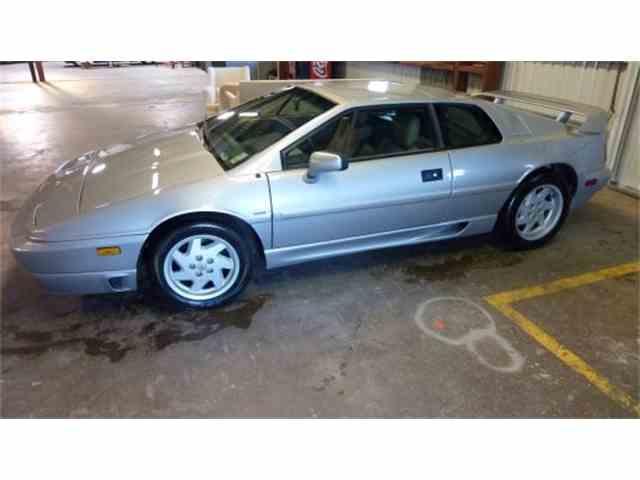 1993 Lotus Espirit Turbo Coupe | 954680