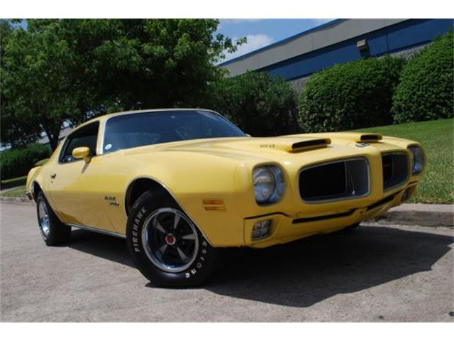 1970 Pontiac Firebird Formula 400 Ram Air III Coupe | 954683
