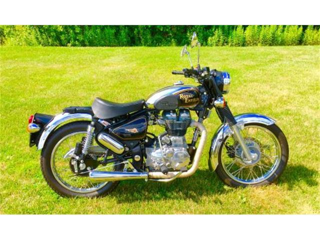 2012 Royal Enfield Bullet Motorcycle   954685