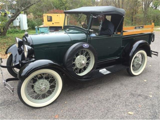 1928 Ford Model A Roadster Pickup | 954688