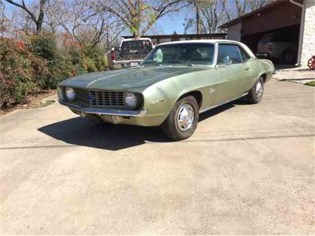 1969 Chevrolet Camaro | 954690
