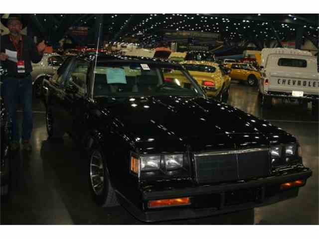 1984 Buick Regal Grand National Coupe | 954692