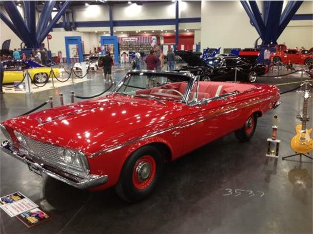 1963 Plymouth Fury Max Wedge 426 Convertible | 954693